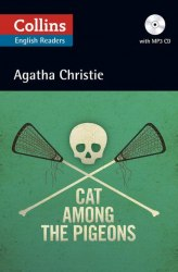 Agatha Christie's B2 Cat Among the Pigeons with Audio CD