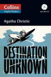 Agatha Christie's B2 Destination Unknown with Audio CD
