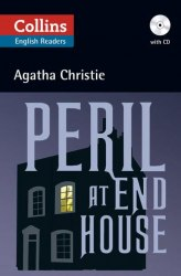 Agatha Christie's B2 Peril at End House with Audio CD