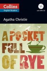 Agatha Christie's B2 Pocket Full of Rye with Audio CD