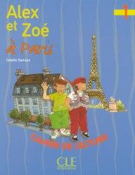 Alex et Zoe a Paris 1 / Книга для читання