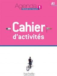 Agenda 1 Cahier d'activités + CD audio / Робочий зошит
