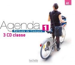 Agenda 1 CD Classe / Аудіо диск