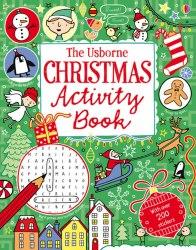 Christmas Activity Book Usborne Publishing
