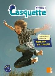 Casquette 1 Méthode de français / Підручник для учня