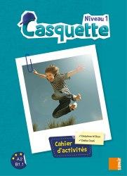 Casquette 1 Сahier d'activités / Робочий зошит
