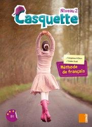 Casquette 2 Méthode de français / Підручник для учня
