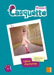 Casquette 2 Сahier d'activités / Робочий зошит