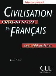 Civilisation Progressive du Français Avancé Livre