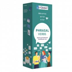 Картки для вивчення англійських слів Phrasal Verbs / Картки