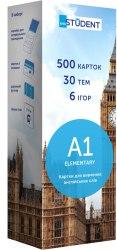 Картки для вивчення англійських слів A1 Elementary / Картки
