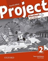 Project 2 (4th Edition) Workbook / Audio-CD Oxford University Press