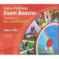 Exam Booster B2+ Audio CDs / Аудіо диск