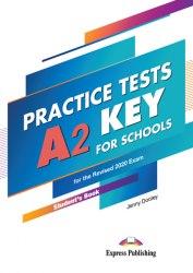 A2 Key for Schools Practice Tests Student's Book + DigiBook / Підручник для учня