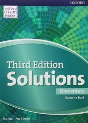 Solutions (3rd Edition) Elementary Student's Book / Підручник для учня