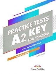 A2 Key for Schools Practice Tests Teacher's Book + DigiBook / Підручник для вчителя