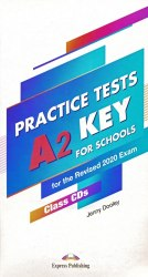A2 Key for Schools Practice Tests CD Mp3 / Аудіо диск