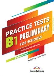 B1 Preliminary for Schools Practice Tests Student's Book + DigiBook / Підручник для учня