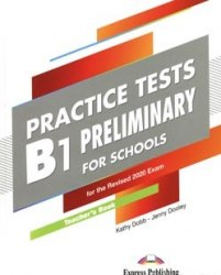 B1 Preliminary for Schools Practice Tests Teacher's Book + DigiBook / Підручник для учня