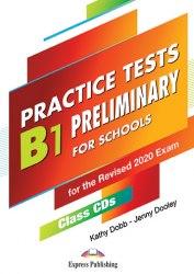 B1 Preliminary for Schools Practice Tests CD Mp3 / Аудіо диск