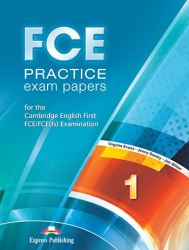 FCE Practice Exam Papers 1 Student's Book + Digibooks / Підручник для учня