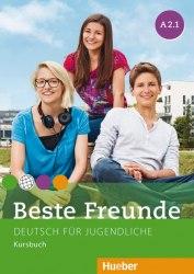 Beste Freunde A2.1 und A2.2 Kursbuch Paket / Набір підручників для учня
