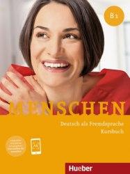 Menschen B1 Kursbuch mit AR-App / Підручник для учня