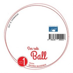 Der Rote Ball CD / Аудіо диск