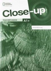 Close-Up (2nd Edition) A1+ Teacher's Book with Online Teacher Zone, and Audio + Video Discs / Підручник для вчителя