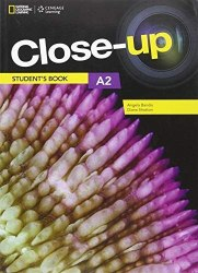 Close-Up (2nd Edition) A2 Student's Book for Ukraine with Online Student's Zone / Підручник для учня, видання для України