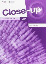Close-Up (2nd Edition) A2 Teacher's Book with Online Teacher Zone, and Audio + Video Discs / Підручник для вчителя