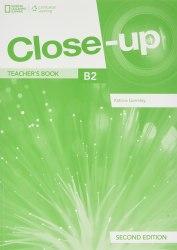 Close-Up (2nd Edition) B2 Teacher's Book with Online Teacher Zone, and Audio + Video Discs / Підручник для вчителя