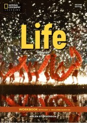 Life (2nd edition) Beginner Workbook with Key and Audio CD / Робочий зошит