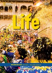Life (2nd edition) Elementary Workbook with Key and Audio CD / Робочий зошит