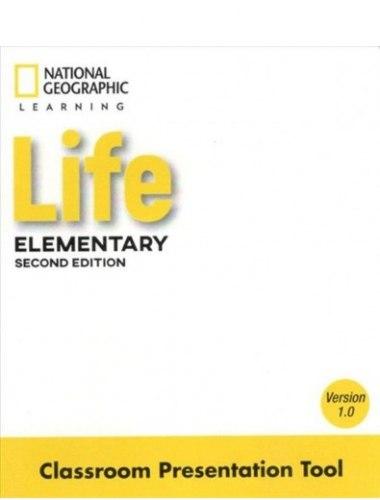 Life (2nd edition) Elementary Classroom Presentation Tool (USB) / Ресурси для інтерактивної дошки