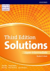 Solutions (3rd Edition) Upper-Intermediate Student's Book / Підручник для учня
