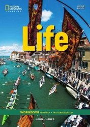 Life (2nd edition) Pre-Intermediate Workbook with Key and Audio CD / Робочий зошит з відповідями