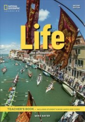 Life (2nd edition) Pre-Intermediate Teacher's Book with Audio CD and DVD-ROM / Підручник для вчителя