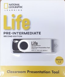 Life (2nd edition) Pre-Intermediate Classroom Presentation Tool (USB) / Ресурси для інтерактивної дошки