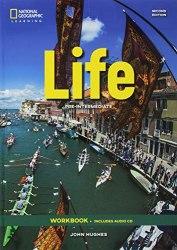 Life (2nd edition) Pre-Intermediate Workbook without Key and Audio CD / Робочий зошит без відповідей