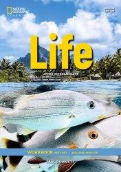 Life (2nd edition) Upper-Intermediate Workbook with Key and Audio CD / Робочий зошит з відповідями