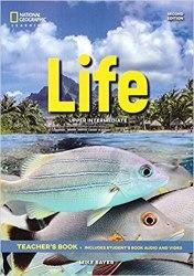 Life (2nd edition) Upper-Intermediate Teacher's Book with Audio CD and DVD-ROM / Підручник для вчителя