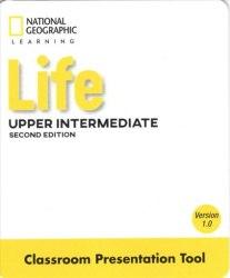 Life (2nd edition) Upper-Intermediate Classroom Presentation Tool (USB) / Ресурси для інтерактивної дошки
