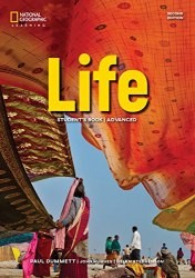 Life (2nd edition) Advanced Student's Book with App Code / Підручник для учня