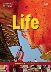Life (2nd edition) Advanced Workbook without Key and Audio CD / Робочий зошит без відповідей