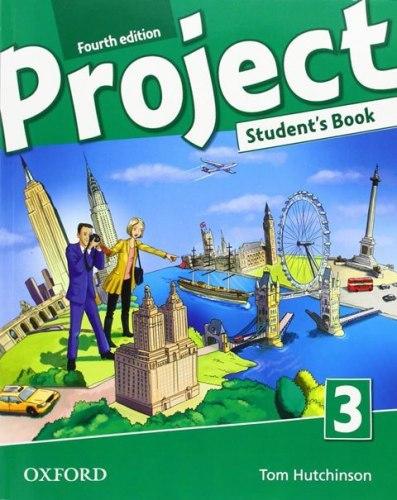 Project 3 (4th Edition) Student's Book / Підручник для учня