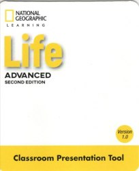 Life (2nd edition) Advanced Classroom Presentation Tool (USB) / Ресурси для інтерактивної дошки