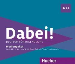Dabei! A1.1 Medienpaket / Медіа пакет
