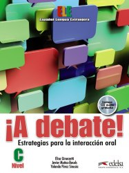 A Debate! Libro del alumno + CD audio / Підручник для учня