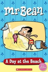 Scholastic Popcorn Readers Starter Mr Bean: A Day at the Beach